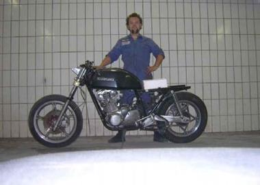 Gebrauchtmotorrad Suzuki GS 1000