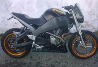 Umgebautes Motorrad Buell Lightning XB 12 S von ungue66
