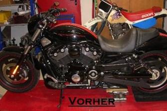 Harley-Davidson Night Rod Special VRSCDX