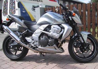 Gebrauchtmotorrad Kawasaki Z 750