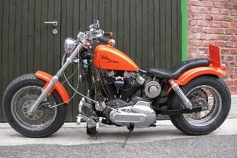 Harley-Davidson Sportster XLCH 1000