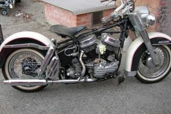 Harley-Davidson FL 1200 Duo Glide