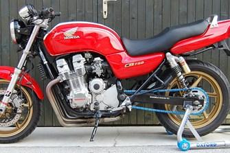 Honda CB 750 Sevenfifty
