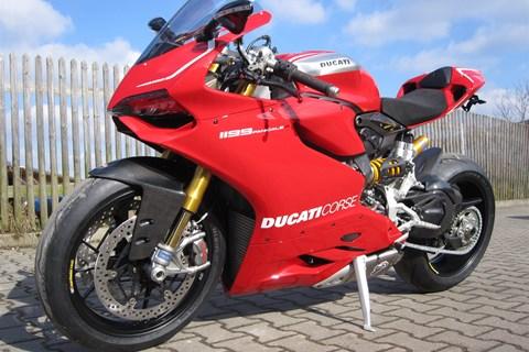 Ducati 1199 Panigale R