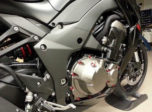 UMBAUTEN Kawasaki Z1000