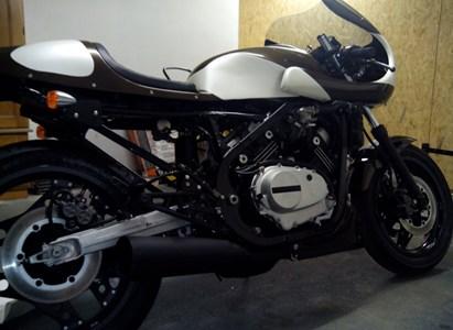 Umgebautes Motorrad Honda VF 500 F von Freithofnig - 1000PS.de