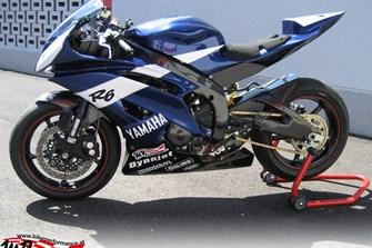 Motorrad Yamaha YZF-R6