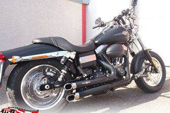 Motorrad Harley-Davidson Dyna Fat Bob FXDF