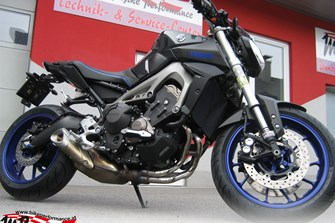Motorrad Yamaha MT-09