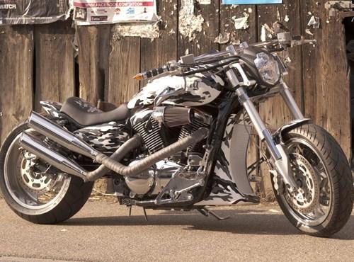 Kawasaki VN 1600 Mean Streak