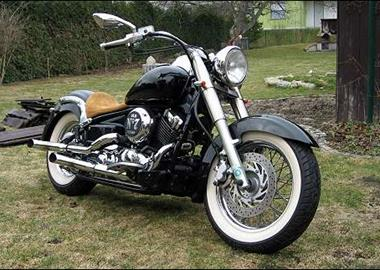 Gebrauchtmotorrad Yamaha XVS 650 Drag Star Classic