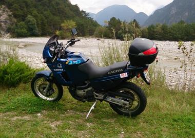 Gebrauchtmotorrad Cagiva Elefant 750