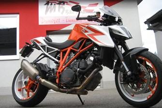 Motorrad KTM 1290 Super Duke R
