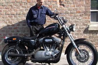 Harley-Davidson Sportster XL 883