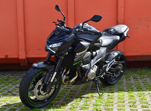 UMBAUTEN Kawasaki Z 800