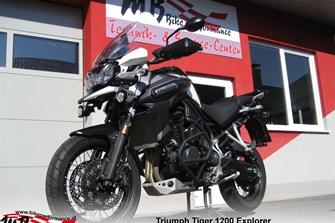 Motorrad Triumph Tiger Explorer XC