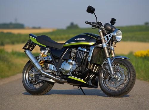 UMBAUTEN Kawasaki ZRX 1100