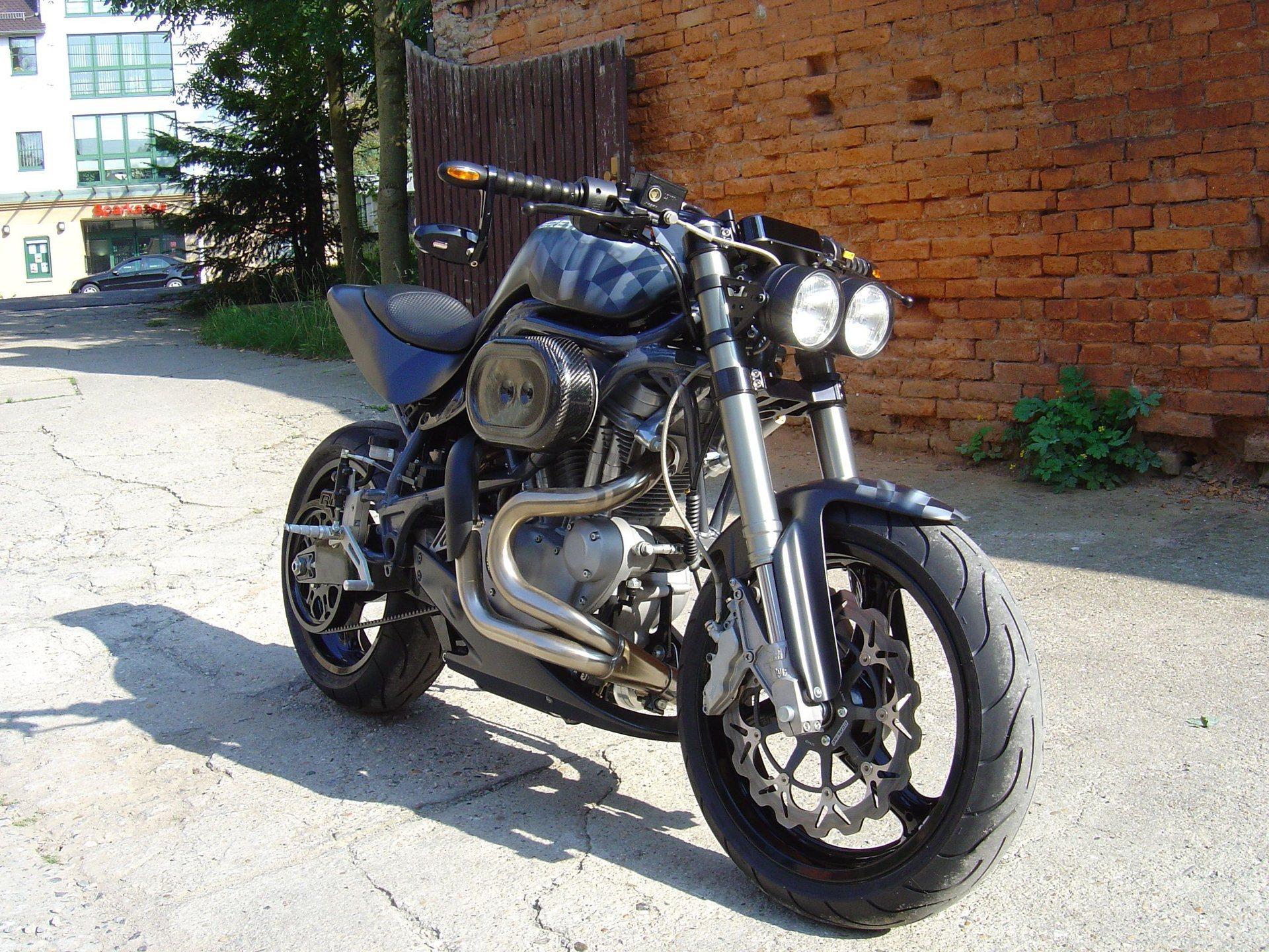 Umgebautes Motorrad Buell Firebolt XB 12R von alex5609