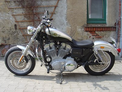Sportster XL 883 L SuperLow