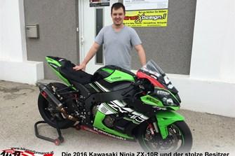 Motorrad Kawasaki Ninja ZX-10R