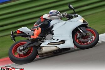 Motorrad Ducati 899 Panigale