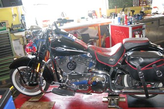 Harley-Davidson Softail Springer FXSTSI