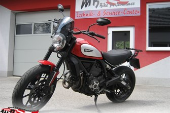 Motorrad Ducati Scrambler Icon