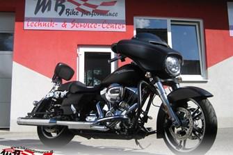 Bild zum Bericht: Harley-Davidson Street Glide FLHX