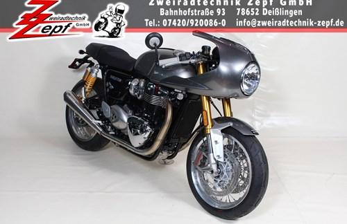 Triumph Thruxton 1200R