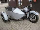 Harley-Davidson WL 750 Flathead