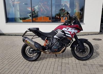 KTM 1190 Adventure Stark umgebaut