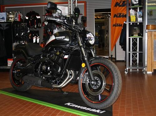 Kawasaki Vulcan S Special Edition