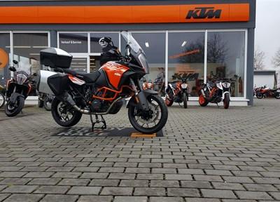 KTM 1290 Super Adventure S Serienmotorrad