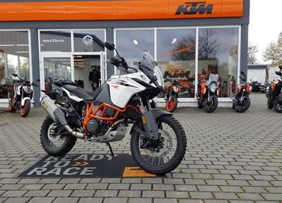 KTM 1090 Adventure R Serienmotorrad