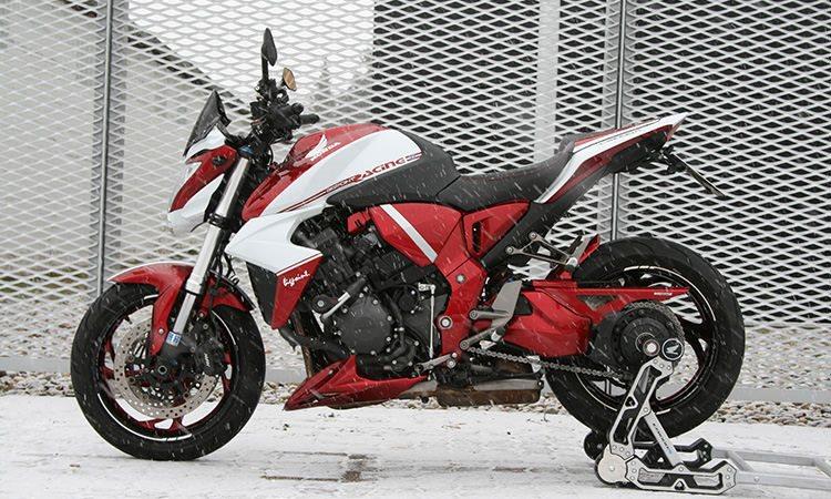 Details zum Custom-Bike Honda CB 1000 R des Händlers Big
