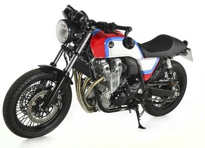 Honda CB 1100 Serienmotorrad