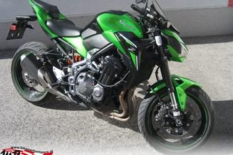Motorrad Kawasaki Z900