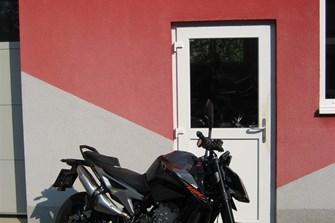 Motorrad KTM 790 Duke