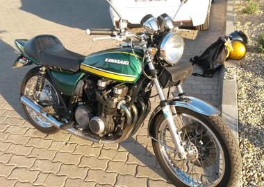 Gebrauchtmotorrad Kawasaki Z650