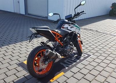 UMBAUTEN KTM 125 Duke