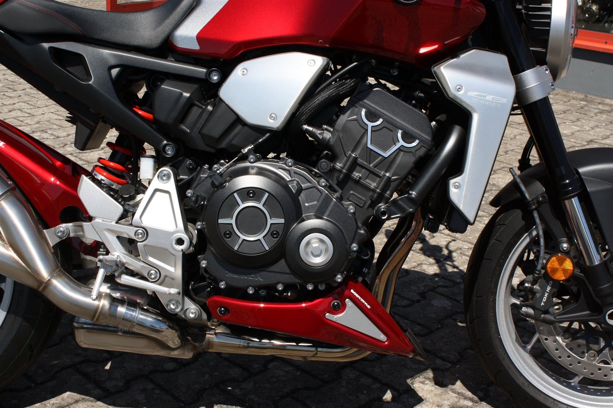 Umgebautes Motorrad Honda CB 1000 R von Auto Hermes KG