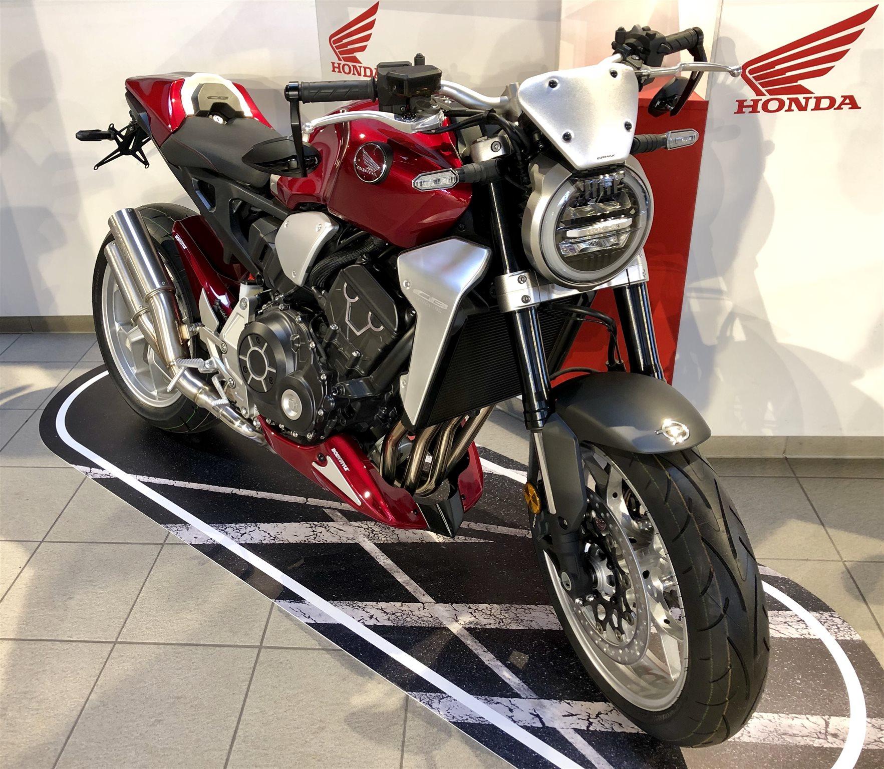 Umgebautes Motorrad Honda CB 1000 R von Auto-und