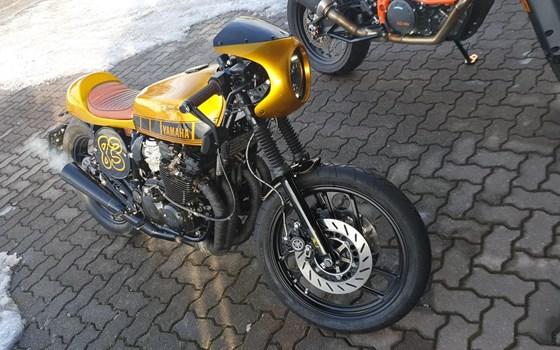 Umgebautes Motorrad Yamaha XJ 600 N von mazdamax - 1000PS.at