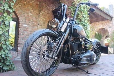 Softail Cross Bones FLSTSB