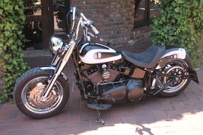 Softail Fat Boy FLFB