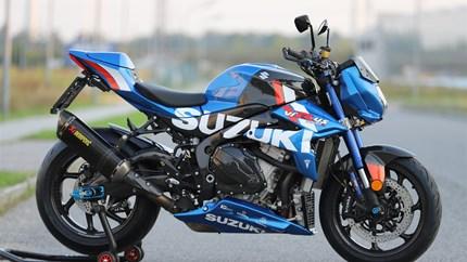 UMBAUTEN Suzuki GSX-R 1000 R