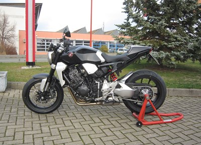 Honda CB 1000 R Stark umgebaut