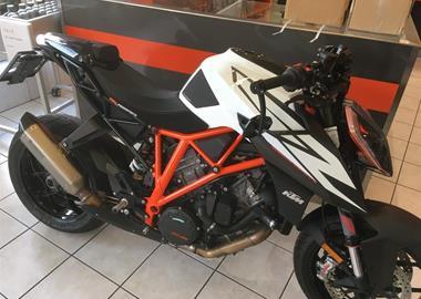 Gebrauchtmotorrad KTM 1290 Super Duke R