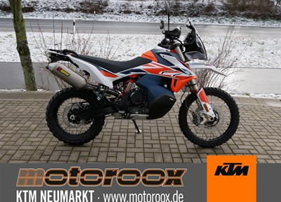 KTM 790 Adventure R Rally Serienmotorrad
