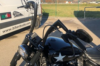 Harley-Davidson Softail Street Bob FXBB